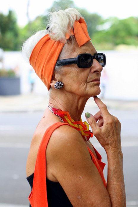 Фотограф Ари Сет Коэн (Ari Seth Cohen). Стильные люди в возрасте