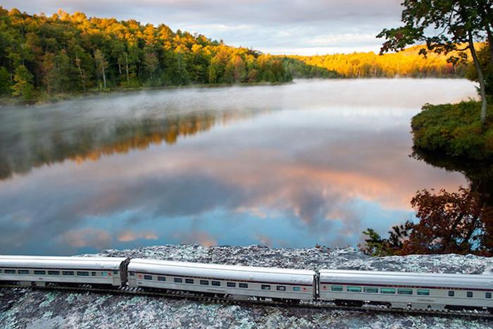 модель поезда канадец фото 8 (700x467, 161Kb)