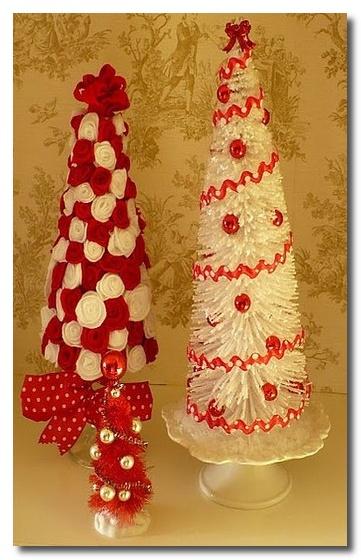 Новогоднее поделки из подручных материалов