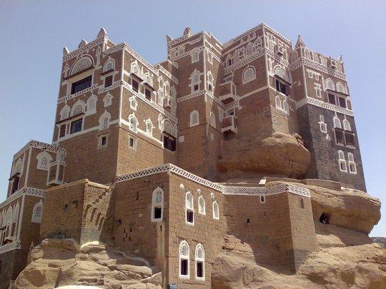 дворец имама йемен фото 3 (540x405, 53Kb)