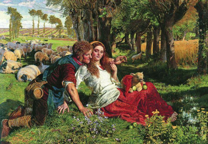 46282102_William_Holman_Hunt__The_Hireling_Shepherd (700x484, 121Kb)
