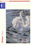 Превью лебеди и лунная дорожка3 (347x500, 125Kb)