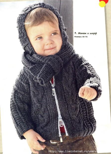 Вязание для детей » от 0 до 3