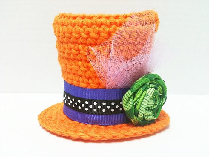 Amigurumi - Halloween Mini Top Hat (700x525, 45Kb)
