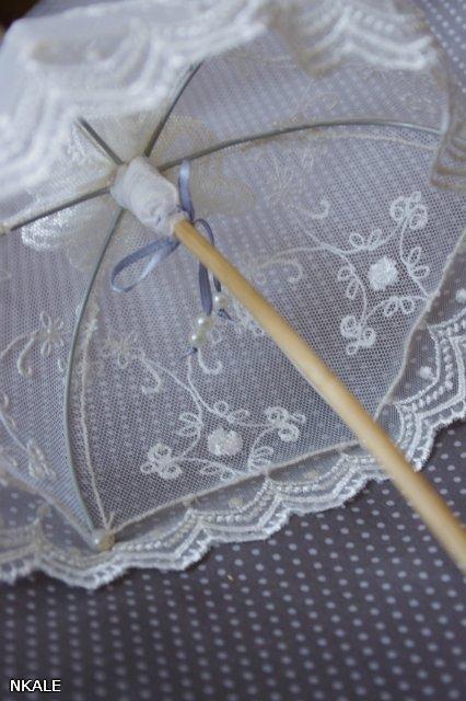 Как сделать зонтик для куклы своими руками