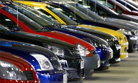 На автомашины спрос растет с каждым днем!
