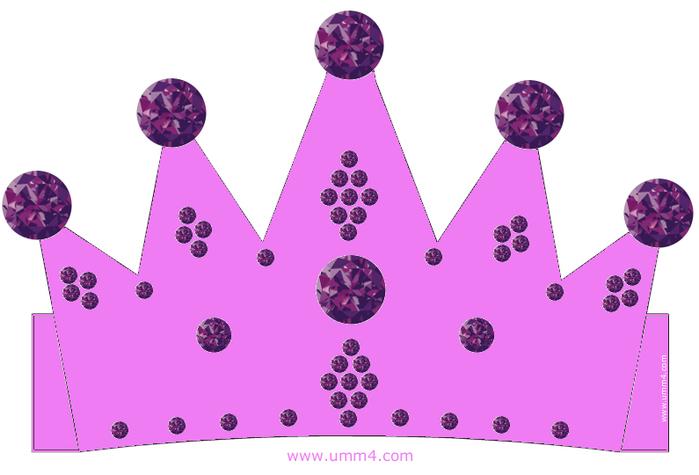 Бумажная корона своими руками