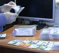 Сотрудницы банка подменили фальшивками пять миллионов
