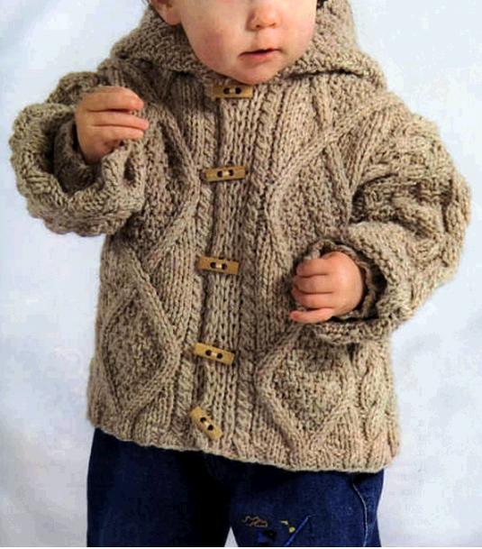 Курточка с капюшоном вязаная спицами малышам/4683827_20121204_110109 (535x609, 286Kb)