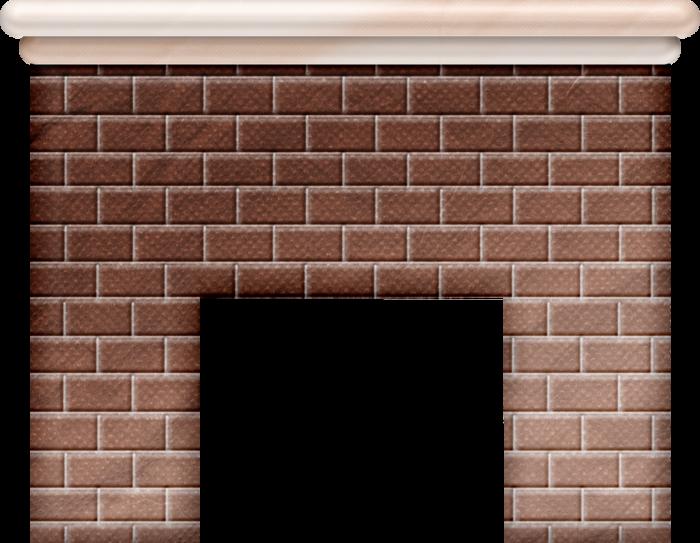 lliella_Waiting4Santa_fireplace1 (700x543, 465Kb)