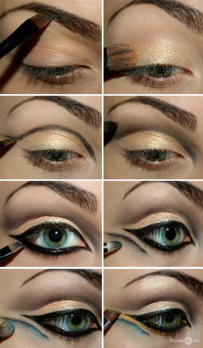 макияж 3 - фото 11