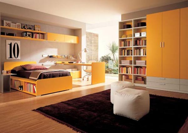 zalf-teen-room-furniture-design-in-yellow1 (600x425, 51Kb)