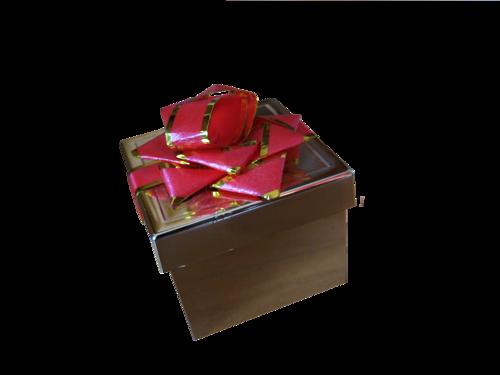 Бумажные упаковки для подарков