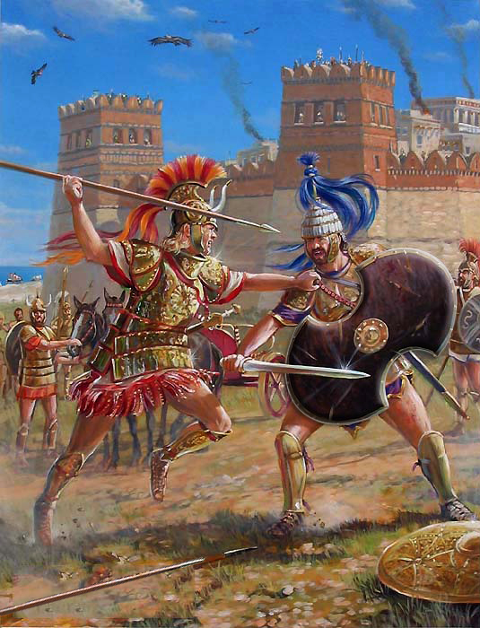 an analysis of the main characters in illiad by homer A page for describing characters: iliad the main characters of homer's first epic achilles the greek's greatest warrior can be considered as the main.