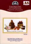 Превью DMC 14355-22 Chocolate Dome and Macaroon (492x700, 92Kb)