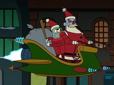 Футурама: рождественские серии