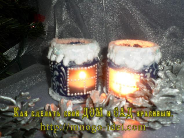 Как делать снежки из ваты своими руками
