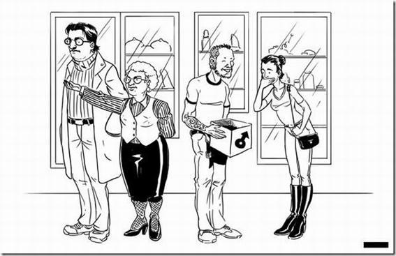 Сотрудник секс-шопа анонимно рассказал The Village о том, почему на работу берут девушек