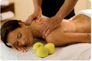 Яблочный спа-массаж (300x200, 14Kb)