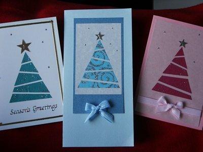 Фото новогодние открытки своими руками