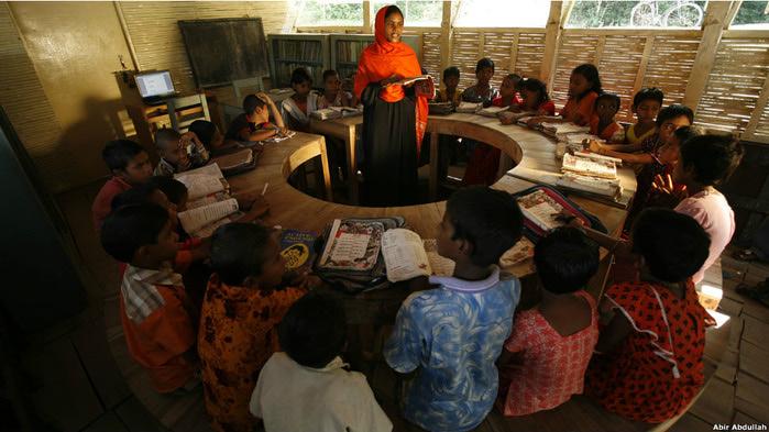 плавучиеш школы бангладеш фото 4 (700x393, 109Kb)
