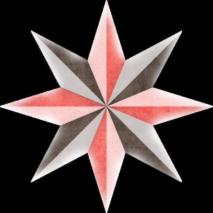 Paper star 2 (700x700, 321Kb)