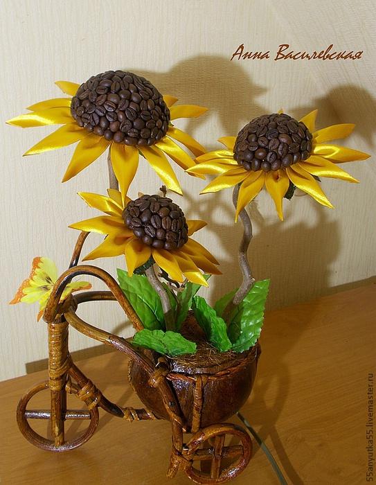 Как сделать цветок из шарика своими руками мастер класс