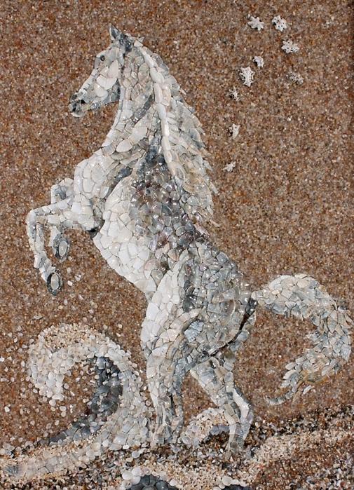 картины из песка и ракушек светлана иванченко 5 (505x700, 378Kb)