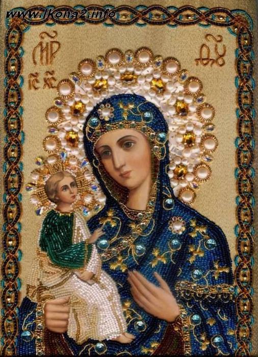 чудотворная икона божьей матери: