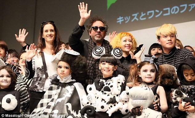 конкурс детской моды франкенвини фото (634x385, 91Kb)