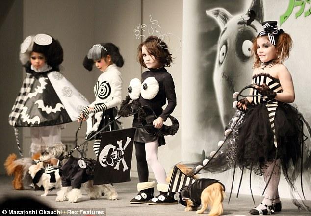 конкурс детской моды франкенвини фото 4 (634x441, 83Kb)