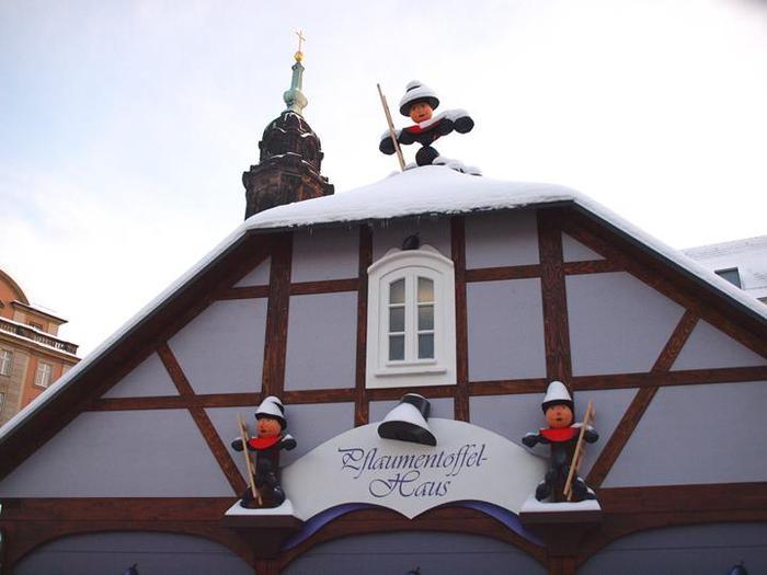 Больная рождественская ёлка Дрездена. 68218
