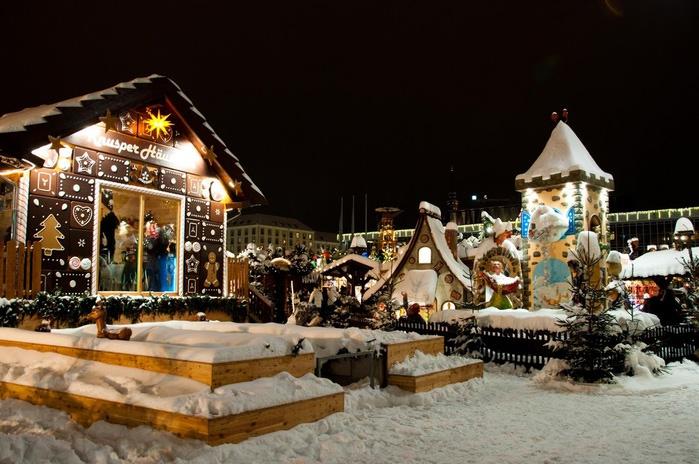 Больная рождественская ёлка Дрездена. 65301