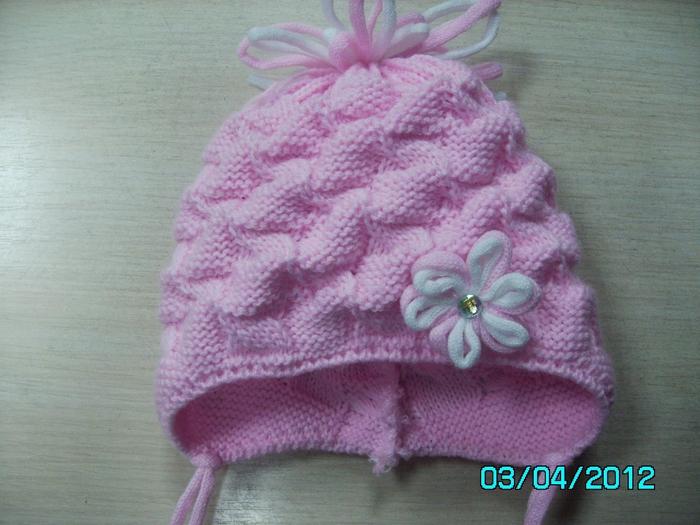 вязание для детей шапки (700x525, 282Kb)
