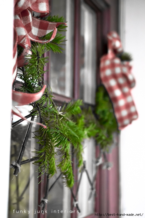 chevron twig garland (466x700, 210Kb)