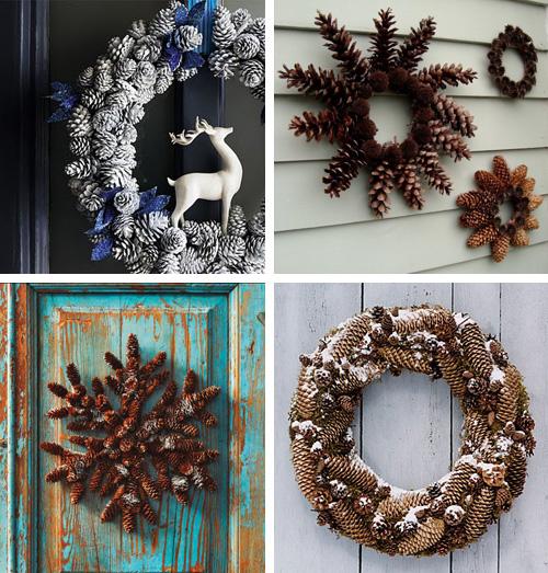 decorar en navidad con piñas mix (500x523, 215Kb)