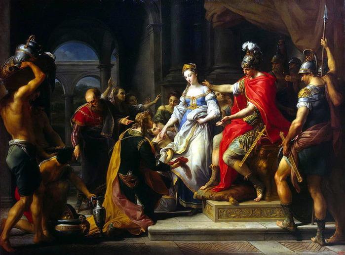 «Воздержанность Сципиона Африканского» 1772 (700x516, 129Kb)