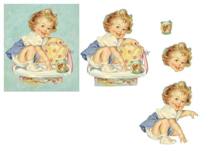 petite fille dans chaise haute (700x525, 157Kb)