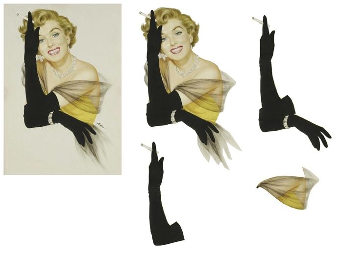 femme aux gants noirs (700x525, 119Kb)