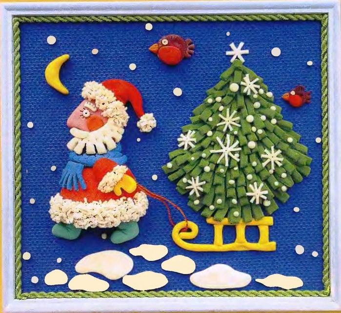 Рождественские фантазии поделки своими руками