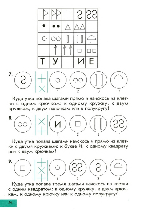 Анатолий зак: интеллектика 1 класс