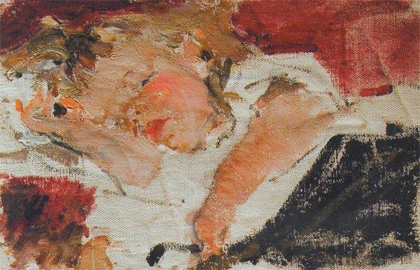 Ия спящая. 1913 (600x385, 85Kb)