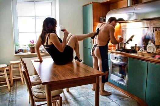 Имеет жену на кухне фото 124-746