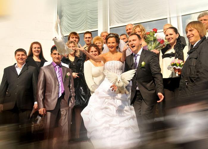 Свадебное фото – память о важном событии с приятными эмоциями и воспоминаниями!