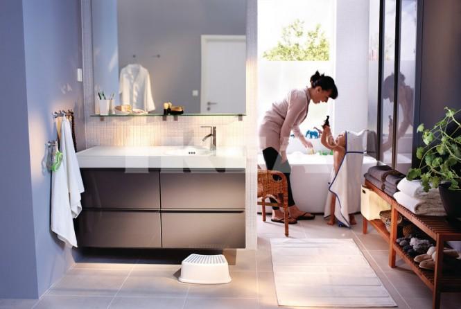 Икеа дизайн ванной комнаты