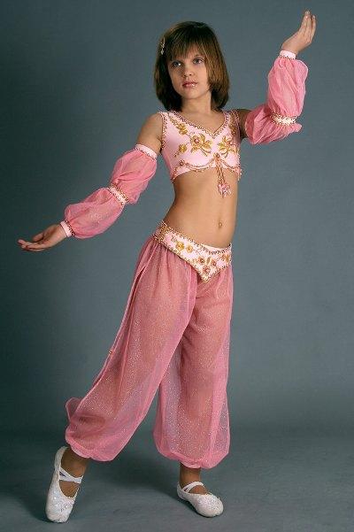 Пошив костюмов для арабских танцев