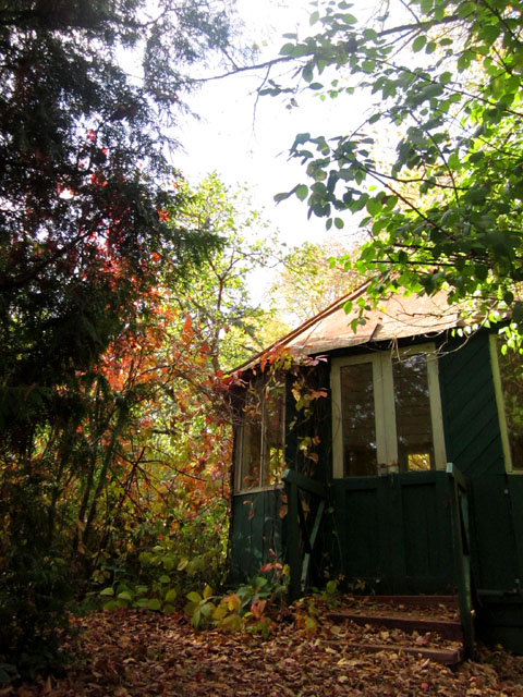 Сад Паустовского Беседка (480x640, 170Kb)