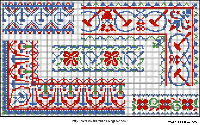 Embroidery Drawings Issue 1 1938 Annick-C 03 (700x436, 382Kb)