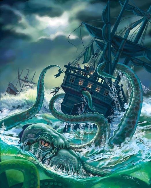 borstbeen kraken