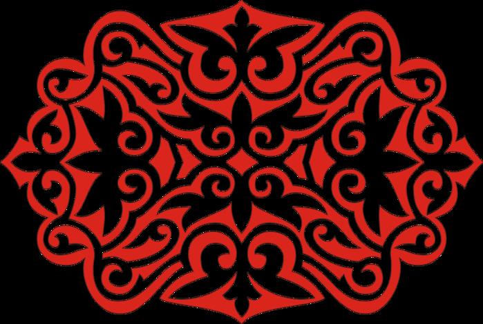 Восточный орнамент и узоры